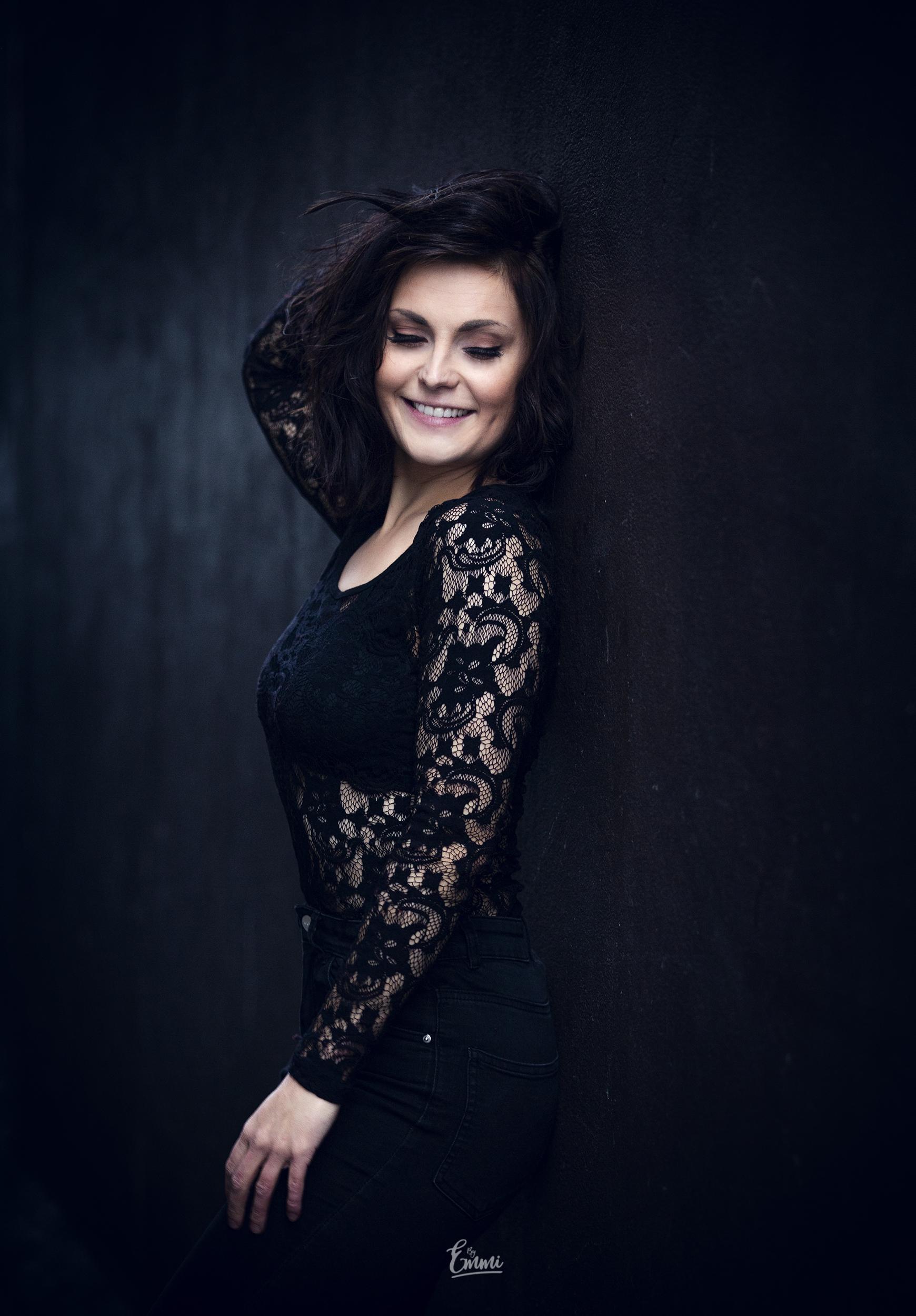 Tanssija Mira Saarinen